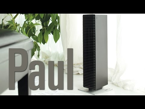 Fan Heater Paul - an overview of all functions