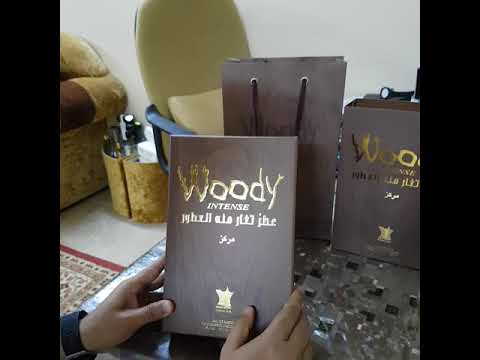 Woody Intense Oud