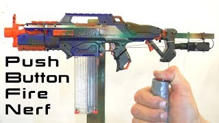 """How to Make an Auto Nerf Trigger System """"Colin Furze Book Project #1"""" 