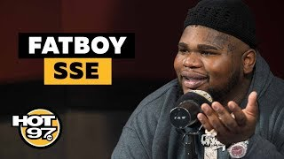Fatboy SSE & Ebro Relentlessly Troll Each Other & Speak On New Album