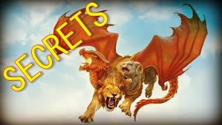 Dungeons and Dragons Lore: Chimera Secrets