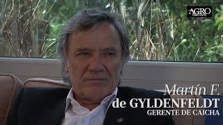 Martín F. De Gyldenfeldt - Gerente de CAICHA