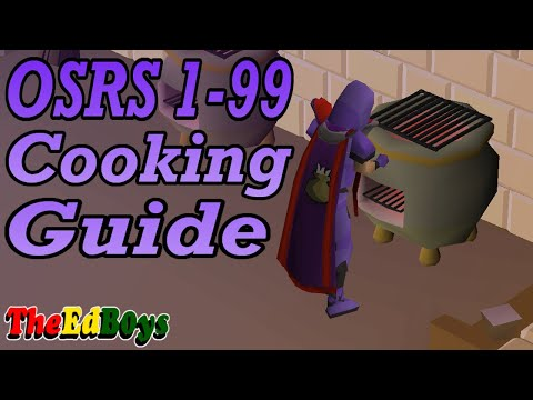 Download Rs07 1 99 Cooking Guide Fastest Training Methods On Old S