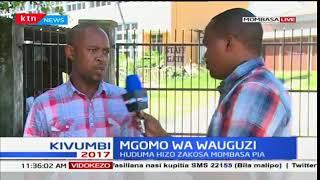 Wagonjwa wataabika wauguzi wanapoendelea kugoma