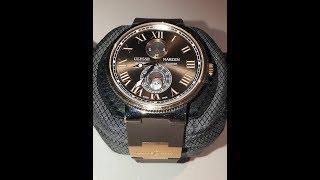 WRIST WATCH STUPIDITY - Rolex Submariner For Ulysse Nardin Marine Chronometer 265-67