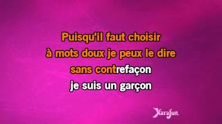 Karaoké Sans contrefaçon - Mylène Farmer *