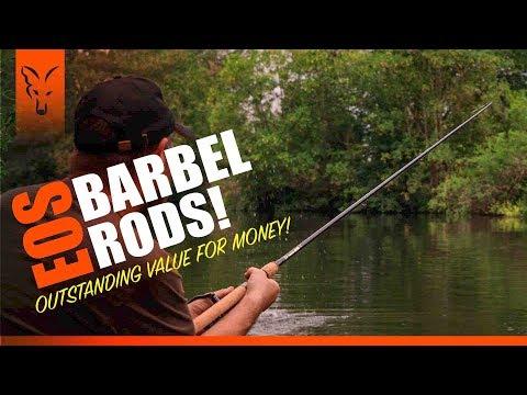 Fox EOS Barbel Specialist 13FT 1.5LB Float Rod - horgászbot videó
