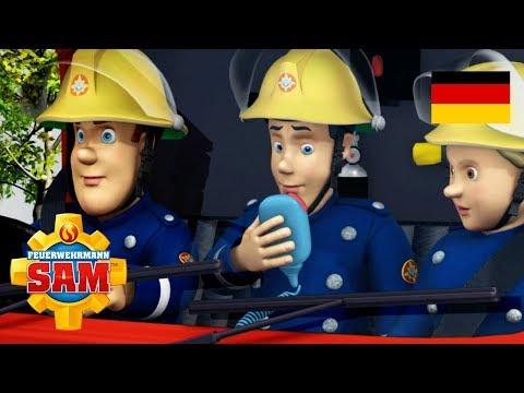 Feuerwehrmann Sam Deutsch Neue Folgen   Gut vorbereitet ist halb gerettet 🚒 Cartoons fur Kinder