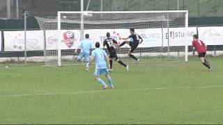 preview picture of video '31° Giornata Serie D 2014/2015: Aurora Seriate - Castellana 25.03.15'