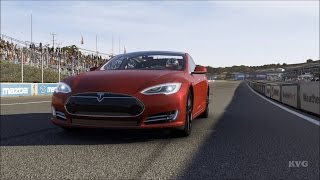Forza Motorsport 6 - Tesla Model S P85D 2015 - Test Drive Gameplay (XboxONE HD) [1080p60FPS]