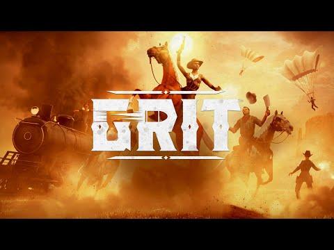 GRIT announcement trailer