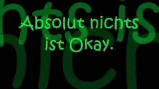 Farin Urlaub - Ok + Lyrics