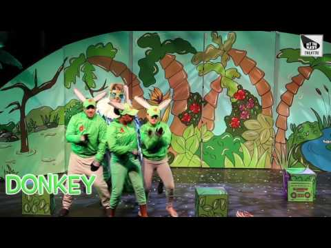 ANIMALPHABET -  CHARACTER INTRODUCTIONS -  HIT THE MARK THEATRE