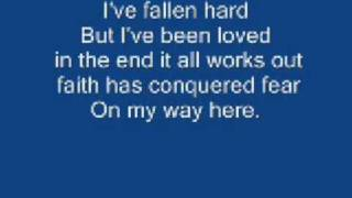 Clay Aiken- On My Way Here lyrics