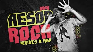 None Shall Pass: How Aesop Rock Raps