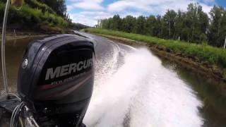 2015 Mercury Fourstroke 80 Jet
