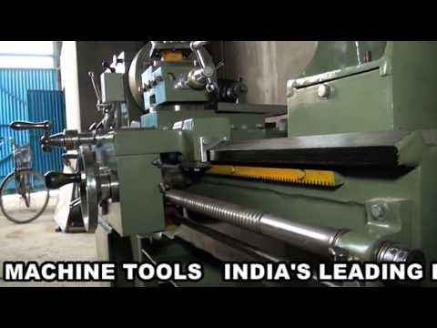 Automatic Lathe Machine