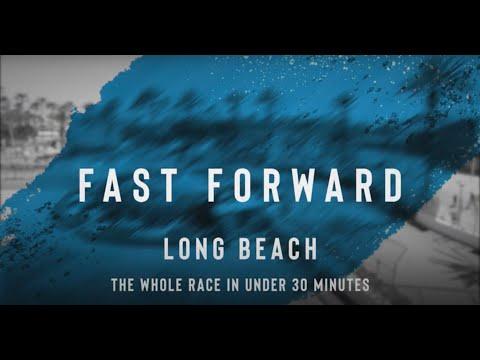 インディーカー第16戦 ロングビーチ 決勝レースの30分ハイライト動画