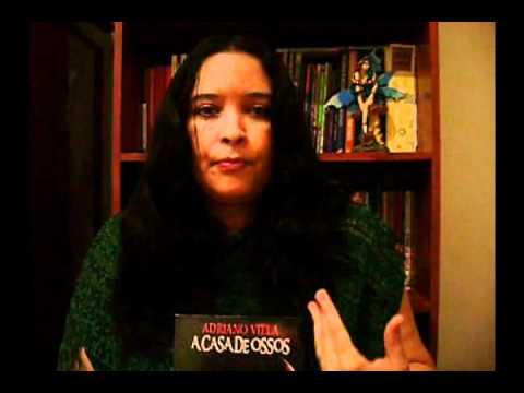 Vlog Alcateia#14: Eddie Van Feu resenha A Casa de Ossos