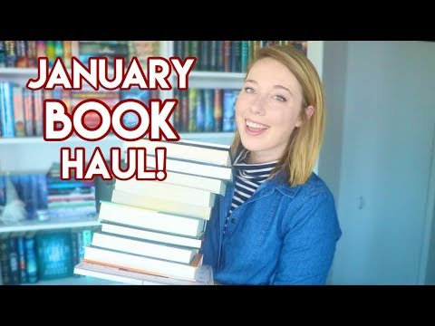 January Book Haul!!