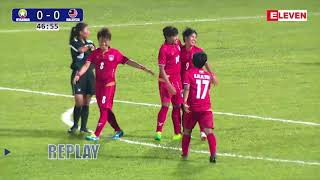 Myanmar 5-0 Malaysia ( Football(Women) , Highlights ) (29th Sea Games)
