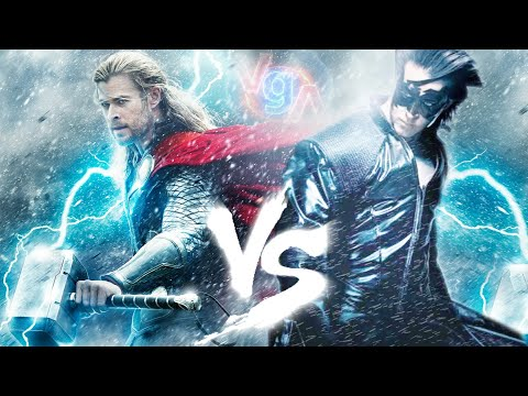 Krrish Vs Thor (Epic Fan Made Trailer)