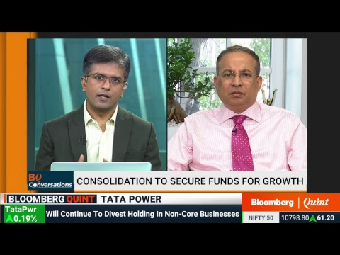 BQ Conversations With Tata Power's Praveer Sinha