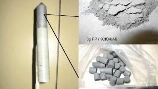1lb Strobe Rocket