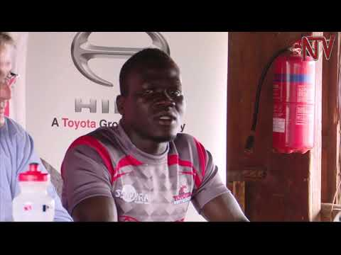 Buffaloes rugby club renews deal with Toyota Uganda