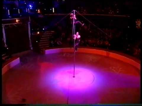 טנגו על מוט - מופע ריקוד מדהים