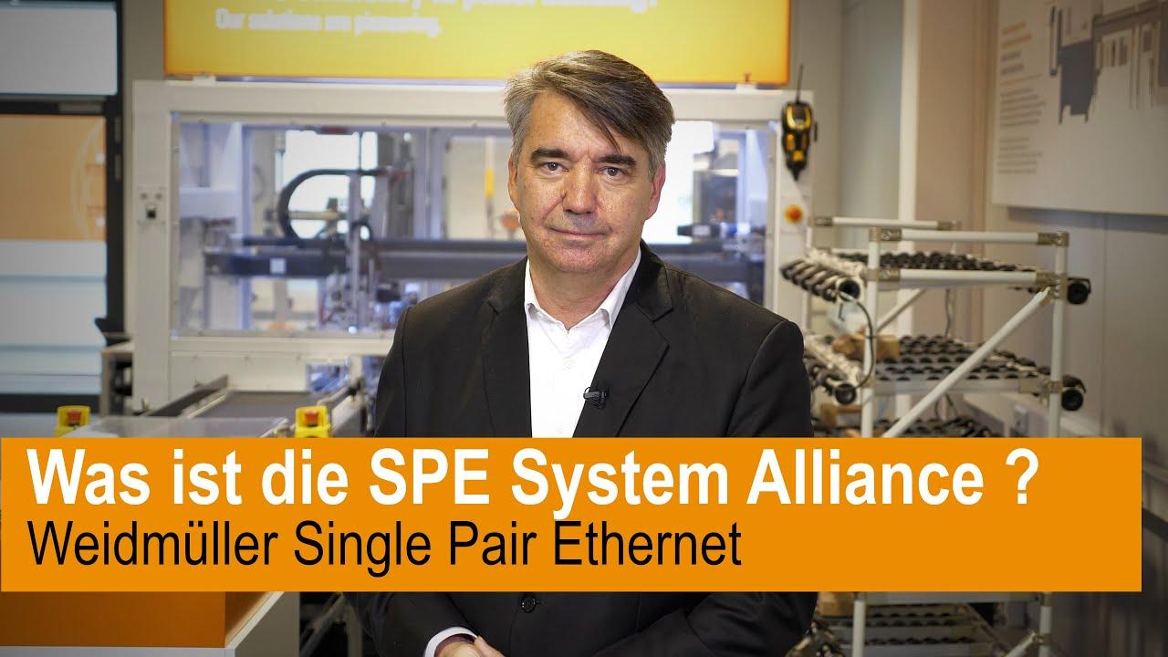 Was ist die SPE System Alliance?