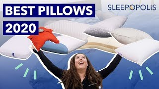 Best Pillows 2020 (Top 9!) - Which is the Best Pillow for You?