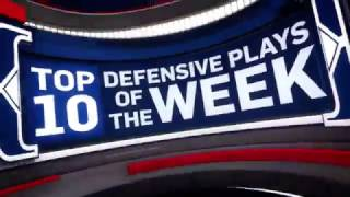 Top 10 Defensive Plays of the Week | March 12, 2017 - March 18, 2017