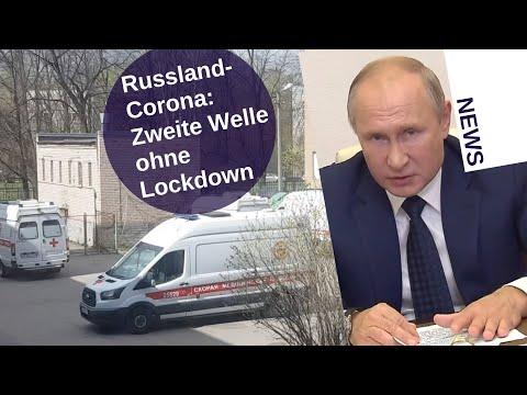 Russland-Corona: Zweite Welle ohne Lockdown [Video]