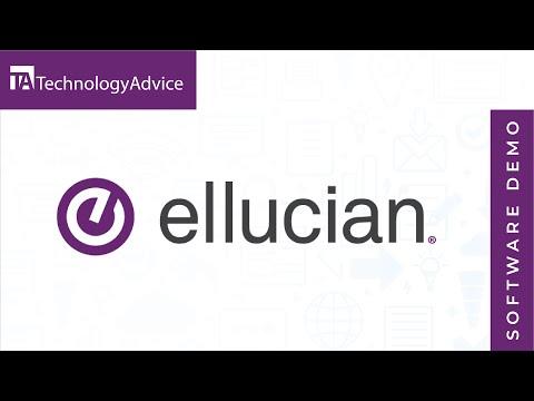 Ellucian Demo - YouTube