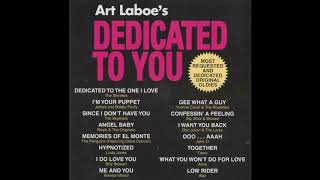 Art Laboe's Dedicated To You Vol.1