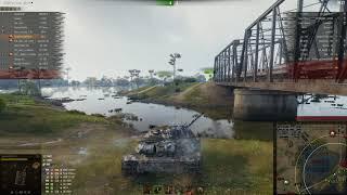ИС-7, Лайв Окс, Стандартный бой