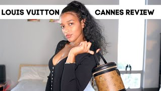 WHATS IN MY BAG? + LOUIS VUITTON CANNES REVIEW