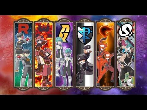 Pokemon All Villainous Team Battle Theme