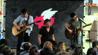 The Downtown Fiction- Santa Cruz (Acoustic)