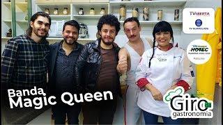QUADRO NA COZINHA COM MEU ÍDOLO com a Banda DE SUCESSO MAGIC QUEEN TRIBUTO