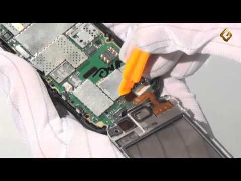 Ремонт Nokia 5800 XpressMusic - замена дисплея и сенсора