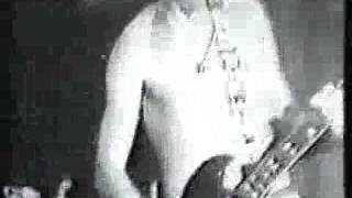 The Damned - Feel Alright (Live in SF 1979)
