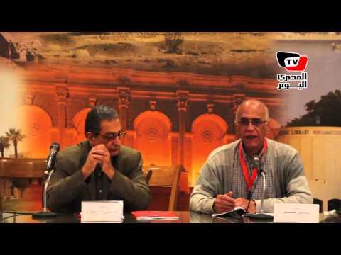 ندوة عن مهرجان دبي السينمائي على هامش فاعليات مهرجان القاهرة السينمائي