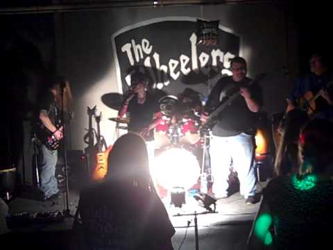Afterburners @ the Wheelers doing a cover of Whats Up