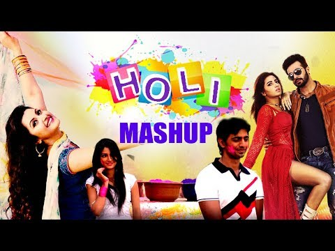 Holi Special Mashup | Latest Holi Songs | Shakib | Dev | Subhasree | Porimoni | Roshan | Bangla Song
