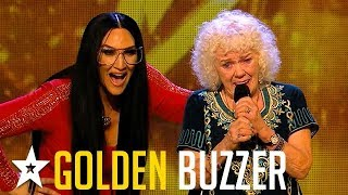 MOST Incredible Singer Wins GOLDEN BUZZER On Ireland's Got Talent 2018