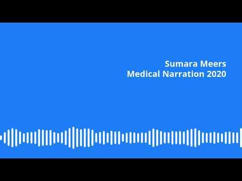 Sumara Meers: Medical Narration Demo