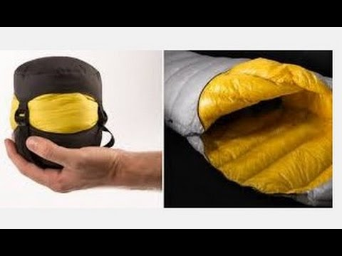 Best Ultralight Sleeping Bag 2017