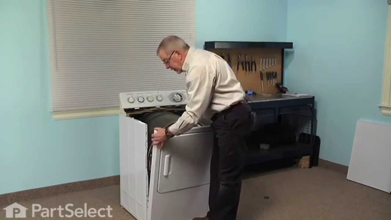 Replacing your General Electric Dryer Heating Element and Housing